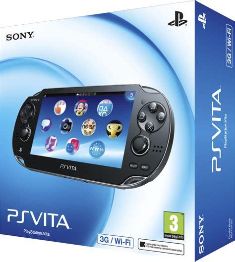 ps vita   wi fi enabled games consoles zavvi