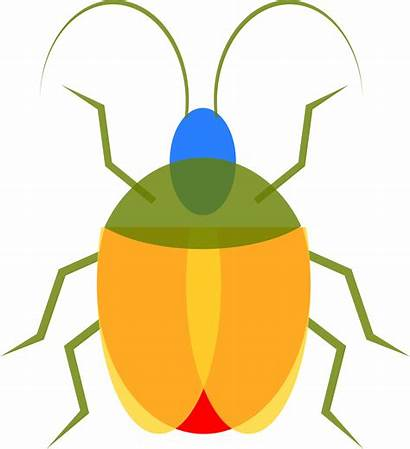 Insect Clipart Bugs Beetle Log Nature