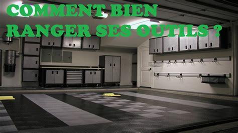 comment bien ranger garage comment bien ranger ses outils