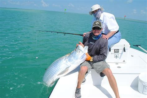 tarpon fishing florida keys april islamorada charters tagged