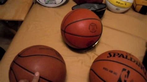 evolution  official nba game basketballs leather