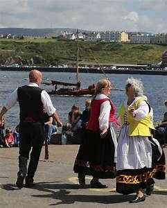 Peel Lifeboat Day : Manx Folk Dance Society