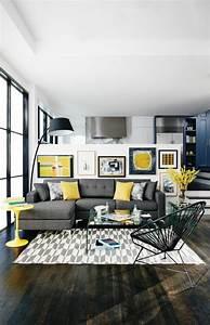 Wohnzimmer Mit Grauer Couch : farbgestaltung wohnzimmer interieurgestaltung ~ Bigdaddyawards.com Haus und Dekorationen