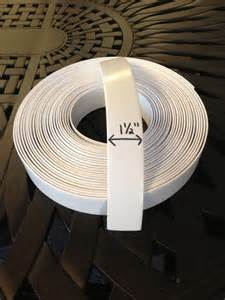 1 1 2 quot vinyl strapping for patio furniture repair 200