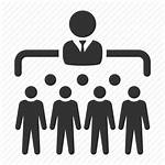 Employee Icon Manager Employer Management Icons Boss