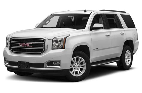 New 2018 Gmc Yukon  Price, Photos, Reviews, Safety