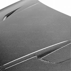 Seibon Carbon Fiber Hood For Vw Golf  Gti  R Mk7