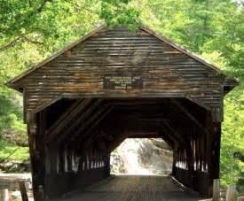 White Mountains Covered Bridge