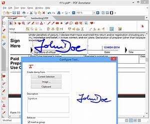 how it works pdf annotator With signature on pdf documents