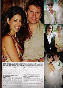 roger and wife | duran duran | Pinterest