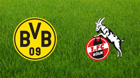 Fc Koln Borussia Dortmund Vs 1 Fc Köln 1962 1963 Footballia