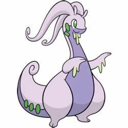 Goodra Pokémon