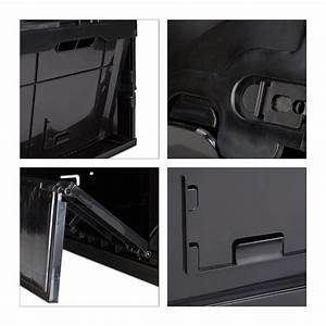 Klappbox Mit Deckel : 8er set faltbox mit deckel aufbewahrungsbox klappbar stapelbox klappbox schwarz ebay ~ Markanthonyermac.com Haus und Dekorationen