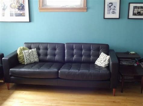Swapping Out The Legs On A Karlstad Sofa For Mcm Ones