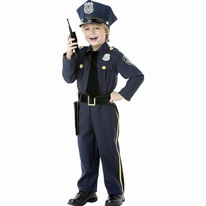 Police Officer Costume Boys Classic Party Partycity