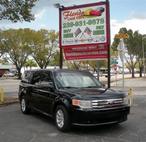 Florida Used Cars by Florida Used Cars Inc Car Dealer In Fort Myers Fl