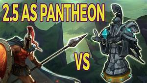 Can 2.5 Attack Speed Panth 1v1 turret? - League of Legends ...