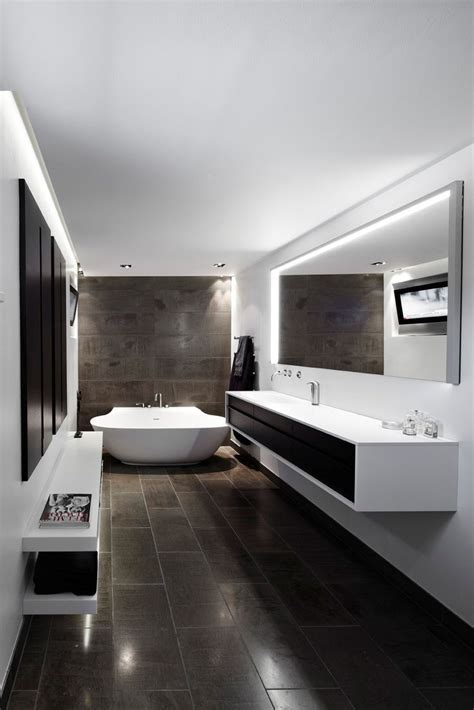 50 Modern Bathroom Ideas ? RenoGuide   Australian
