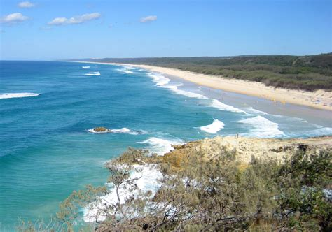 Best Beaches Near Brisbane Brisbane