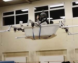 39the Real Life Guys39 Just Built A Flying Bathtub Drone