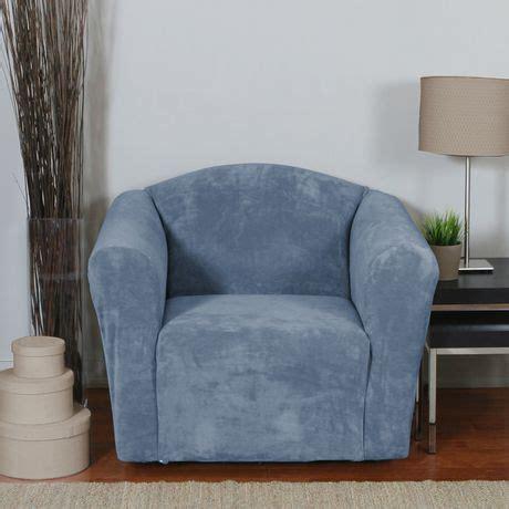 chair slipcovers walmart canada surefit hanover stretch chair slipcover walmart canada