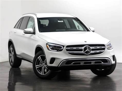 All glc trims are available in both suv and coupe bodystyles. New 2020 Mercedes-Benz GLC GLC 300 SUV in #N158134 | Fletcher Jones Automotive Group