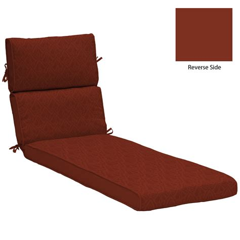 sears lounge chair cushions essential garden patio chaise lounge cushion christopher