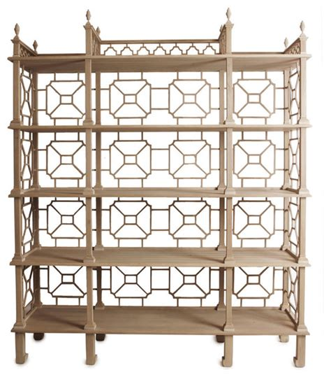 Outdoor Etagere by Laurent Teak Etagere Asian Patio Furniture And Outdoor