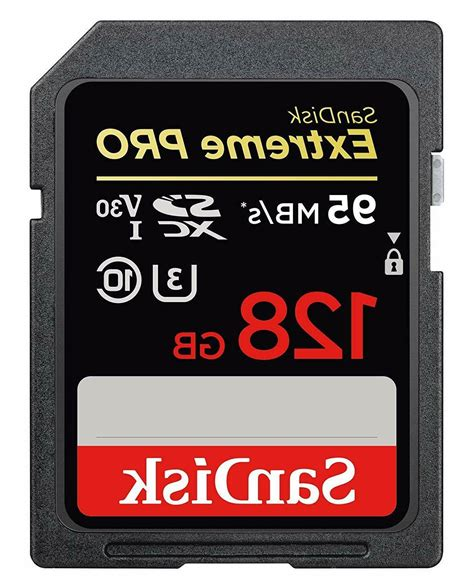 Jul 26, 2021 · sandisk memory card should be one of the fastest sd memory cards especially its sandisk extreme pro series. SanDisk Extreme PRO 128GB SDXC UHS-I Memory Card