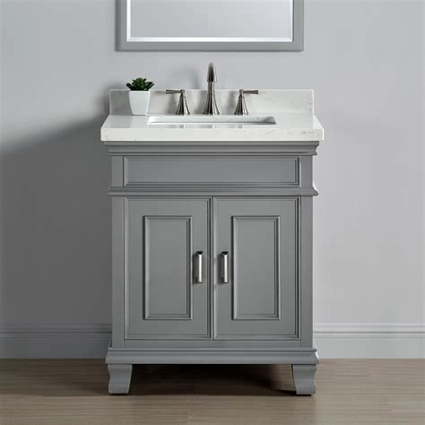 middleton  single sink vanity gray amazonca home
