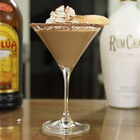 Since iced coffees go for a least two dollars at my local coffee store. Tiramisu Martini