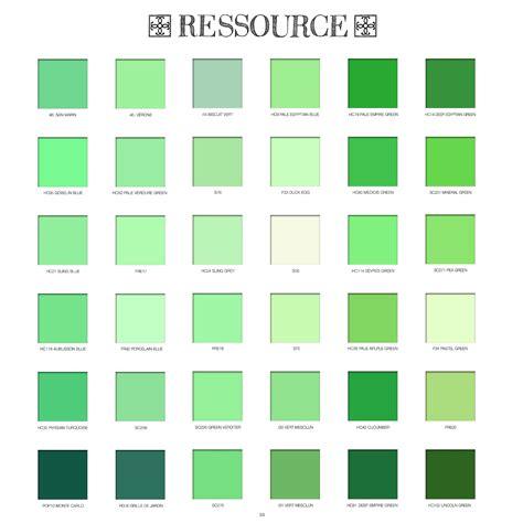 stickers chevaux pour chambre peinture couleur nuancier 13 couleur peinture vert