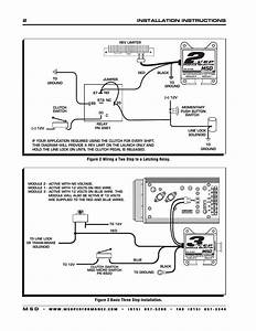 2installation Instructions M S D  Figure 3 Basic Three Step Installation  Figure 2 Wiring A Two
