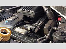 BMW X5 30si E70 N52 Oil Change YouTube