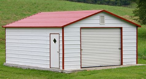 Metal Garages Prices by Quality And Certified Metal Buildings Barns And Garages