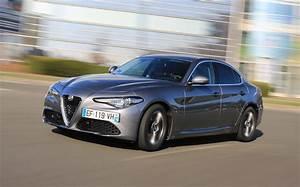 Essai Alfa Romeo Giulia : essai alfa romeo giulia 2 2 d 150 attachante mais l 39 automobile magazine ~ Medecine-chirurgie-esthetiques.com Avis de Voitures