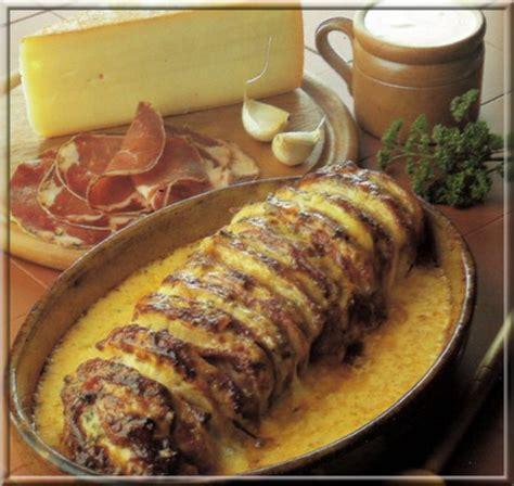 cuisiner noix de veau noix de veau fromagère a vos assiettes recettes de