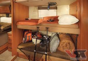 Allen Roth Wood Curtain Rods by Motorhome Rv In Stanley Id Roadkingrv Inside Rv With Bunk