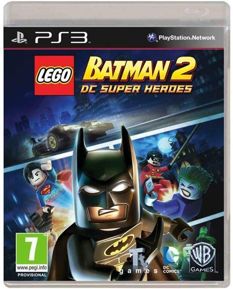 Lego Batman 2 Review (PS3)