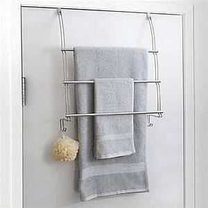 Totally Bath Over The Door Towel Bar Bed Bath & Beyond