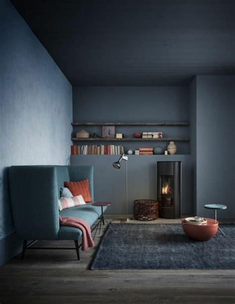 Dunkle Wohnzimmermöbel Möbelideen
