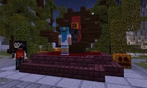 spooky scary blocky minecrafts halloween server