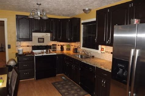 cheap kitchen cabinet remodel bloombety cheap black kitchen cabinet remodel cheap