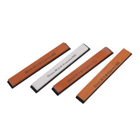 sharpening angle for kitchen knives professional kitchen knife sharpener system fix angle 4 stones fk ebay
