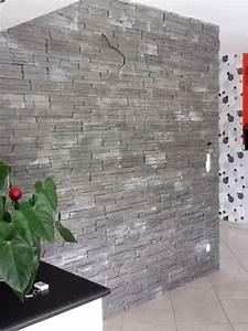 Mur Brique Salon : exceptionnel mur de brique dans un salon 2 de brique de ~ Zukunftsfamilie.com Idées de Décoration