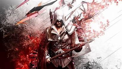 Creed Assassin Wallpapers Games Artwork Desktop Fighting