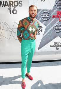 Award Show: Jidenna and Rosalyn Gold-Onwude on the BET