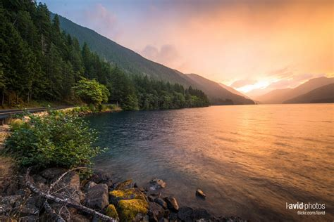 Lake Crescent - Olympic National Park on 2012-08-26 - _DSC ...