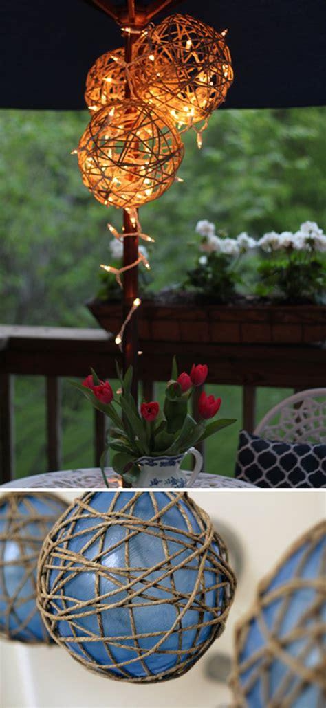 diy outdoor lantern ideas    home