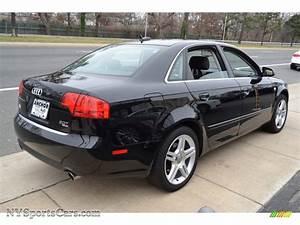 Audi A4 2006 : 2006 audi a4 2 0t quattro sedan in brilliant black photo 5 240007 cars ~ Medecine-chirurgie-esthetiques.com Avis de Voitures